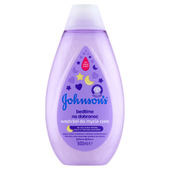 JOHNSON'S® Bedtime™ babatusfürdő 500 ml