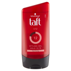 Taft Men hajzselé V12 Power 150 ml