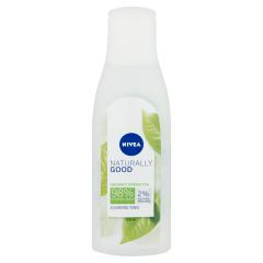 NIVEA Naturally Good arctisztító tonik 200 ml