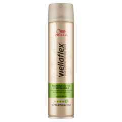 Wella Wellaflex Flexible Ultra Strong Hold hajlakk 250 ml