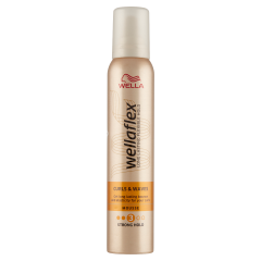 Wella Wellaflex Curls & Waves hajhab 200 ml