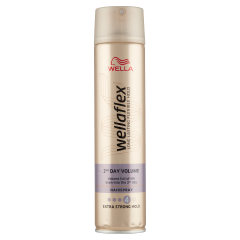 Wella Wellaflex 2nd Day Volume hajlakk 250 ml
