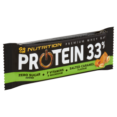 Go On Nutrition Protein Bar 33% Salt Caramel-Peanut Butter 50 g