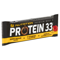 Go On Nutrition Protein Bar 33% Salt Vanilla-Raspberry 50 g