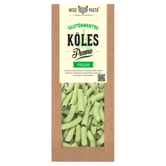 Wise Pasta Vegan Collection gluténmentes, vegán köles penne 200 g
