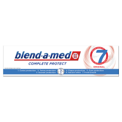 Blend-a-med Complete Protect 7 Original Fogkrém, 100 ml
