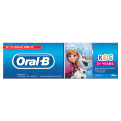 Oral-B Kids Frozen & Cars Gyerekfogkrém 75ml