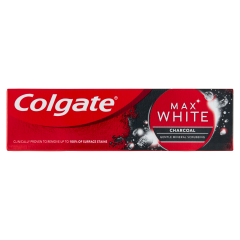 Colgate Max White Charcoal fogkrém 75 ml