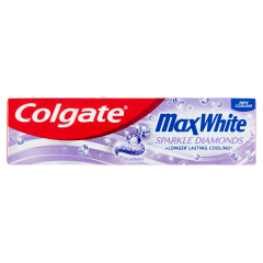 Colgate MaxWhite Sparkle Diamonds fogkrém 75 ml