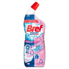 Bref Hygienically Clean & Shine Floral Delight WC tisztító 700 ml