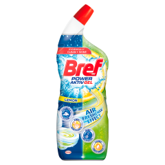 Bref Hygienically Clean & Shine Lemonitta Power WC tisztító 700 ml