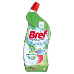 Bref wc tisztító 700ml Pro Nature Grapefruit