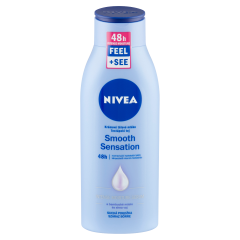 NIVEA Smooth Sensation testápoló tej 400 ml