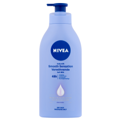 NIVEA Smooth Sensation testápoló tej 625 ml